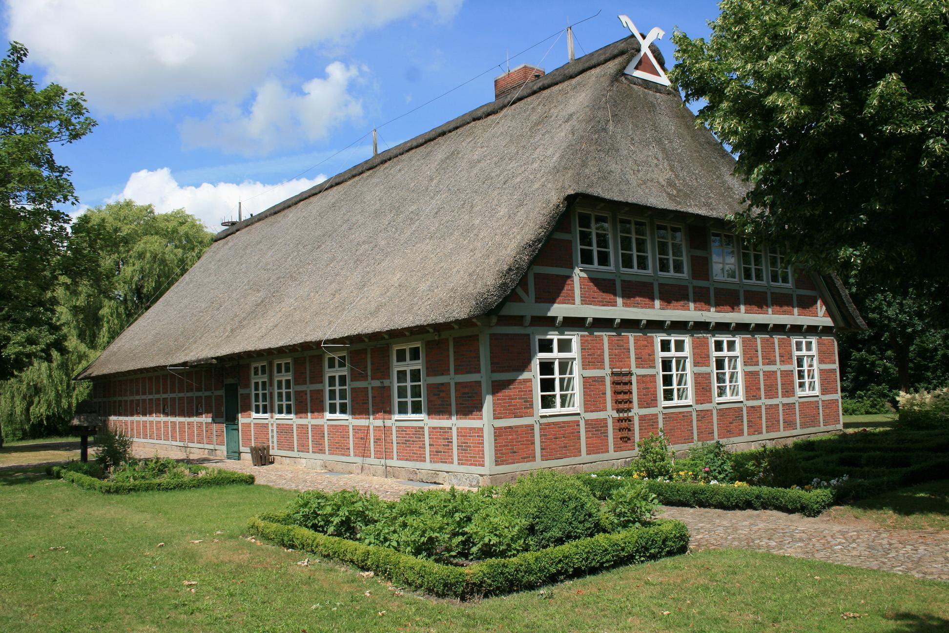 Das Heimatmuseum von Sittensen im Kreis Rotenburg